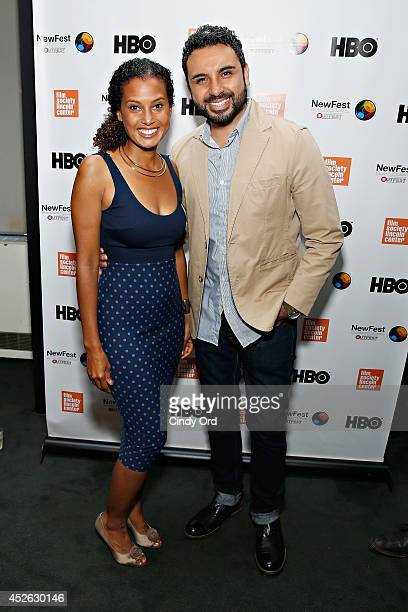 Director Daniel Armando attends the 'Futuro Beach' Opening Night Screening 2014 Newfest at The Film Society of Lincoln Center Walter Reade Theatre on...