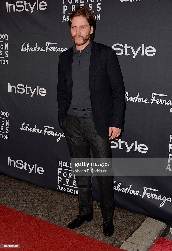 Director Daniel Bruhl arrives at the TIFF HFPA / InStyle Party during the 2013 Toronto International Film Festival at Windsor Arms Hotel on September 9, 2013 in Toronto, Canada.
