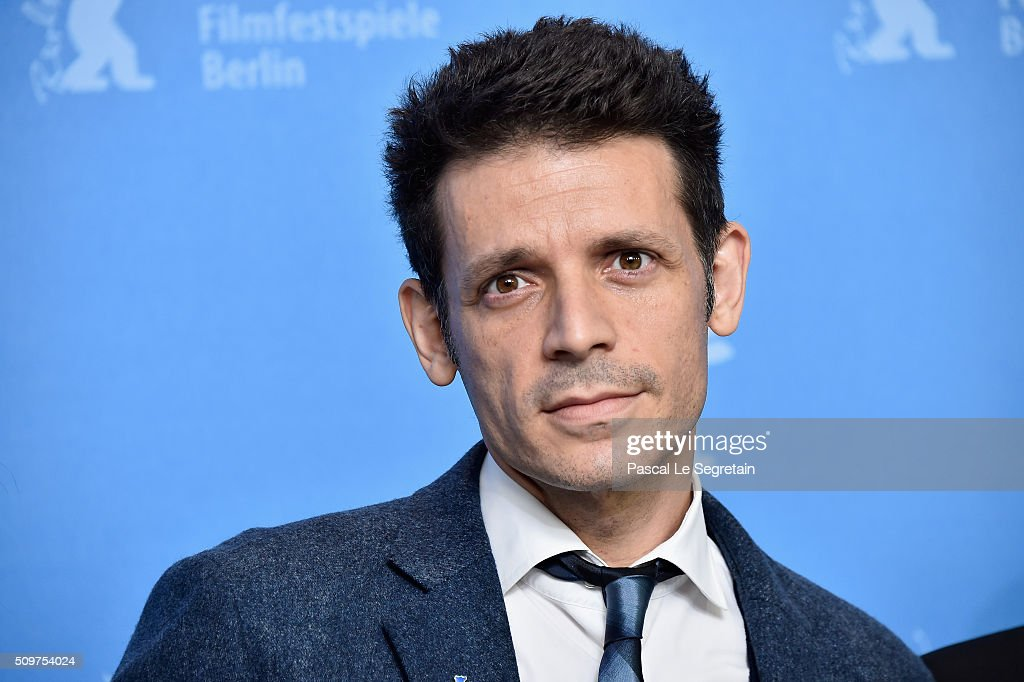 Director Daniel Burman attends the 'The Tenth Man' photo call during the 66th Berlinale International Film Festival Berlin at Grand Hyatt Hotel on February 12, 2016 in Berlin, Germany.