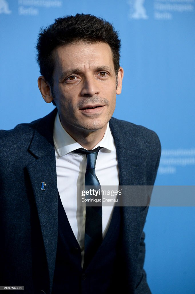 Director <a gi-track='captionPersonalityLinkClicked' href=/galleries/search?phrase=Daniel+Burman&family=editorial&specificpeople=824373 ng-click='$event.stopPropagation()'>Daniel Burman</a> attends the 'The Tenth Man' photo call during the 66th Berlinale International Film Festival Berlin at Grand Hyatt Hotel on February 12, 2016 in Berlin, Germany.