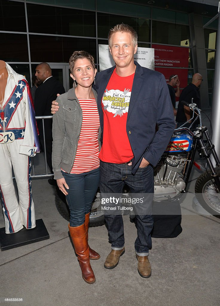 "Premiere Of Dickhouse Productions' ""Being Evel"" - Arrivals"