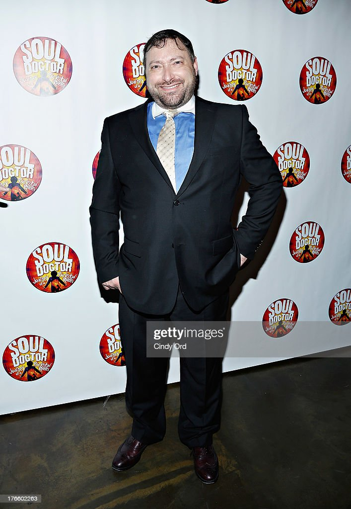 Director Daniel S. Wise attends the after party for the Broadway opening night of 'Soul Doctor' at the The Liberty Theatre on August 15, 2013 in New York City.