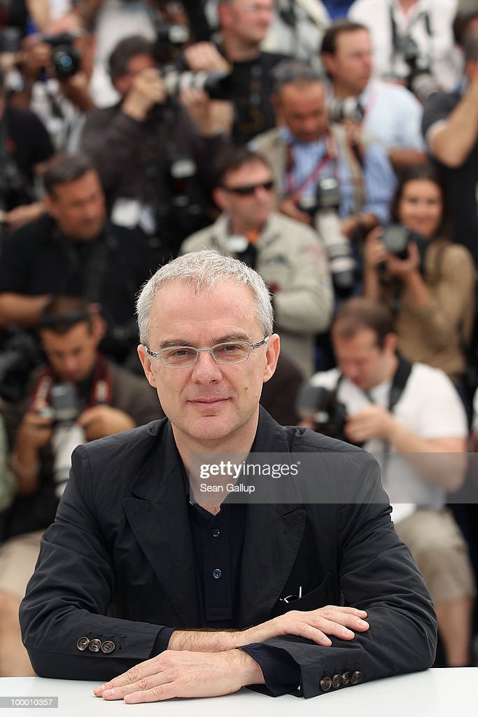 Director Daniele Luchetti attends the 'Our Life' Photocall at the Palais des Festivals during the 63rd Annual Cannes Film Festival on May 20, 2010 in Cannes, France.