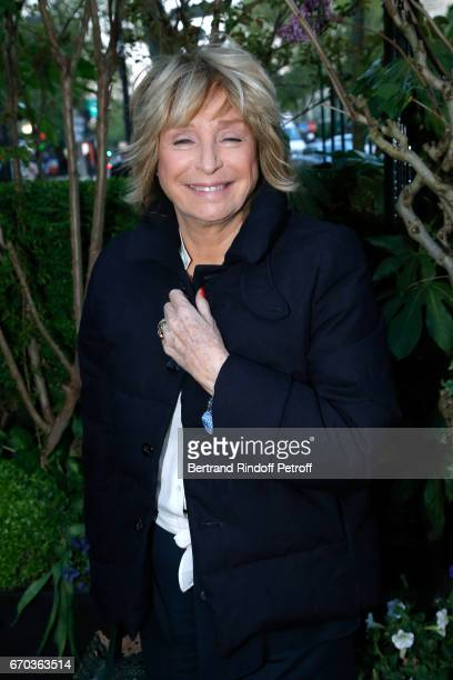 Director Daniele Thompson attends 'La Closerie des Lilas' Literary Awards 2017 at La Closerie des Lilas on April 19 2017 in Paris France