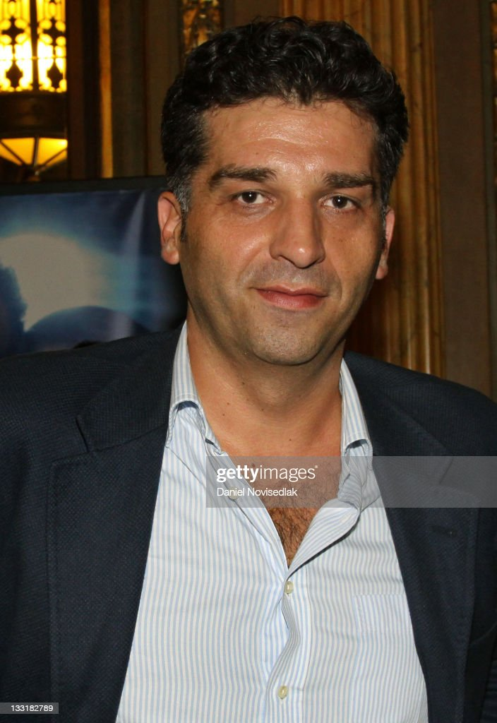 Director <a gi-track='captionPersonalityLinkClicked' href=/galleries/search?phrase=Danis+Tanovic&family=editorial&specificpeople=590907 ng-click='$event.stopPropagation()'>Danis Tanovic</a> attends the 'Triage' Premiere held at Winter Garden Theatre during the 2009 Toronto International Film Festival on September 12, 2009 in Toronto, Canada.