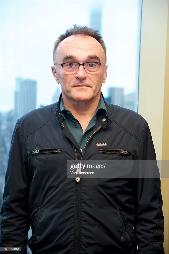 Director <a gi-track='captionPersonalityLinkClicked' href=/galleries/search?phrase=Danny+Boyle&family=editorial&specificpeople=1678742 ng-click='$event.stopPropagation()'>Danny Boyle</a> at the 'Steve Jobs' Press Conference at the Mandarin Oriental Hotel on October 3, 2015 in New York City.