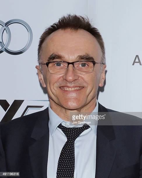 Director Danny Boyle attends the 53rd New York film festival 'Steve Jobs' at Alice Tully Hall Lincoln Center on October 3 2015 in New York City