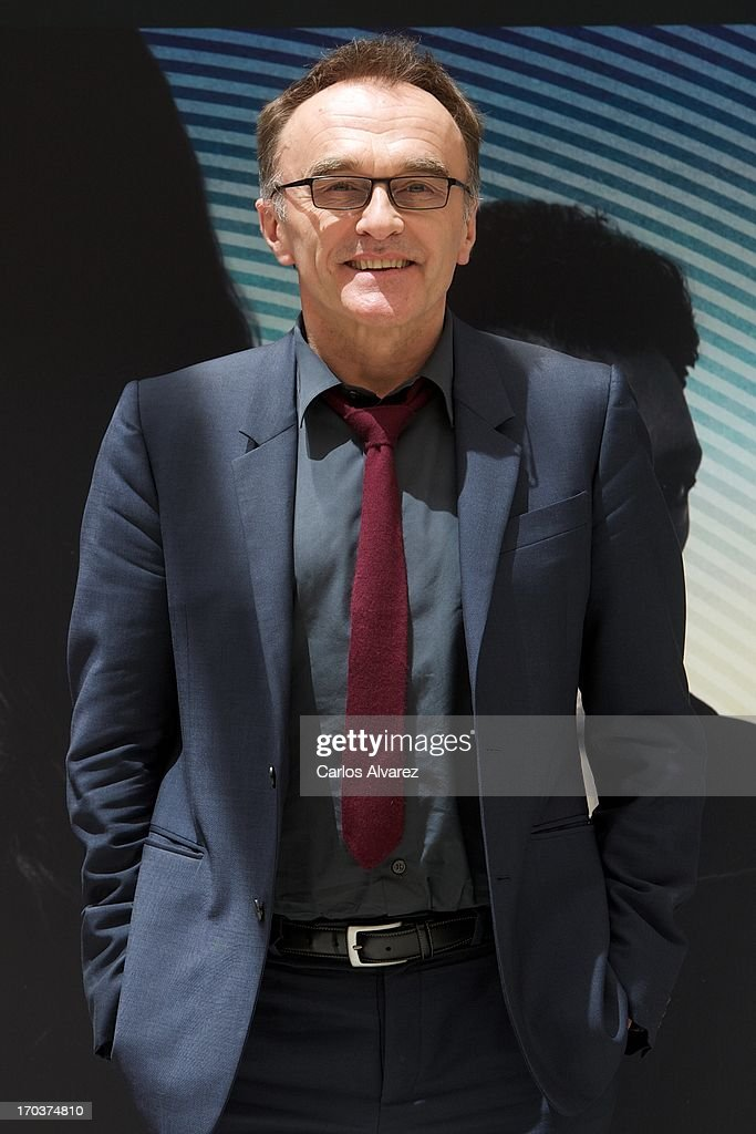Director <a gi-track='captionPersonalityLinkClicked' href=/galleries/search?phrase=Danny+Boyle&family=editorial&specificpeople=1678742 ng-click='$event.stopPropagation()'>Danny Boyle</a> attends the 'Trance' photocall at the Villamagna Hotel on June 12, 2013 in Madrid, Spain.