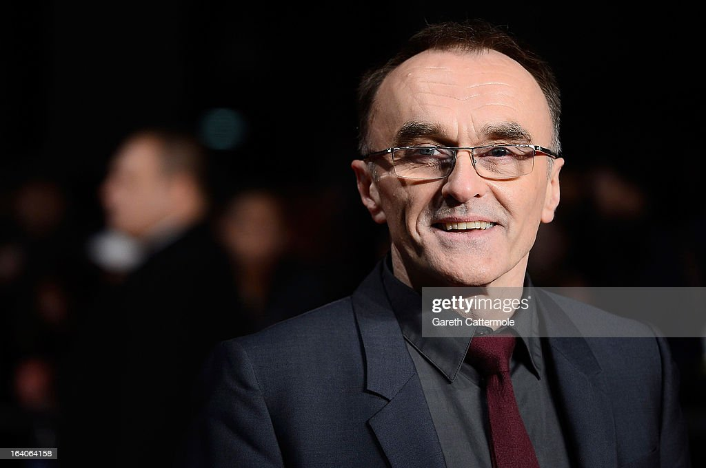 Director <a gi-track='captionPersonalityLinkClicked' href=/galleries/search?phrase=Danny+Boyle&family=editorial&specificpeople=1678742 ng-click='$event.stopPropagation()'>Danny Boyle</a> attends the UK Film Premiere of 'Trance' at Odeon West End on March 19, 2013 in London, England.