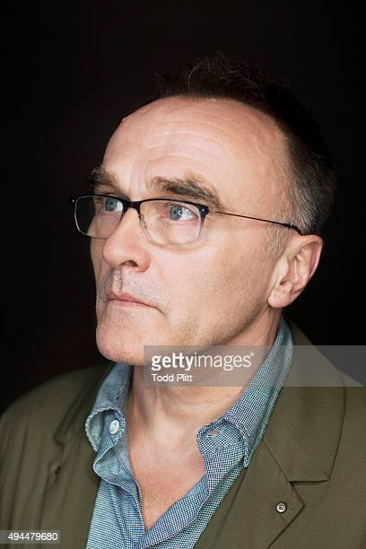 Director Danny Boyle is photographed for USA Today on October 4 2015 in New York City