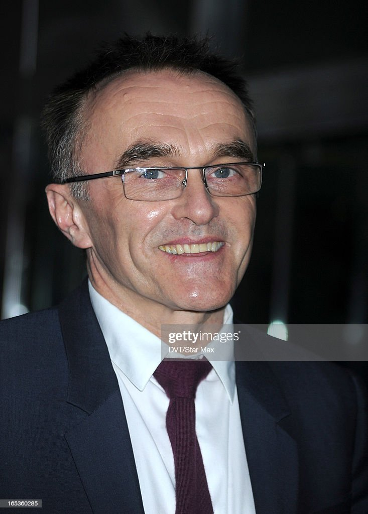 Director <a gi-track='captionPersonalityLinkClicked' href=/galleries/search?phrase=Danny+Boyle&family=editorial&specificpeople=1678742 ng-click='$event.stopPropagation()'>Danny Boyle</a> is seen on April 2, 2013 in New York City.