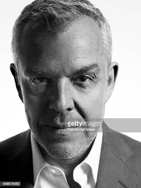 Director Danny Huston is photographed for Vanity Fair Italy in Cannes France