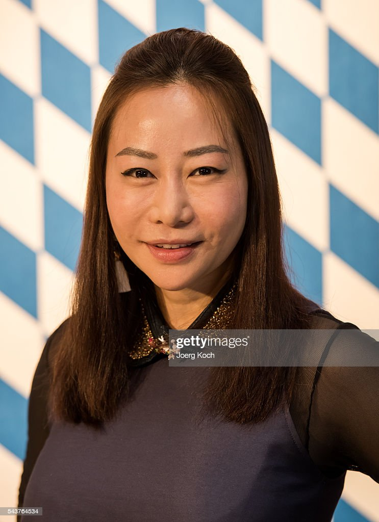 Director Danqing Tang attends a press conference about the movie 'Love of Alps (AT)' during the Munich Film Festival 2016 at Ampere-Muffatwerk on June 30, 2016 in Munich, Germany.