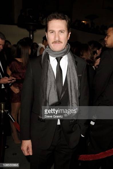 Director Darren Aronofsky arrives at the 63rd Annual DGA Awards held at the Grand Ballroom at Hollywood Highland Center on January 29 2011 in...
