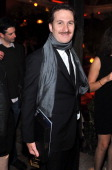 Director Darren Aronofsky attends Entertainment Weekly's celebration honoring the 17th Annual Screen Actors Guild Awards nominees hosted by Jess...
