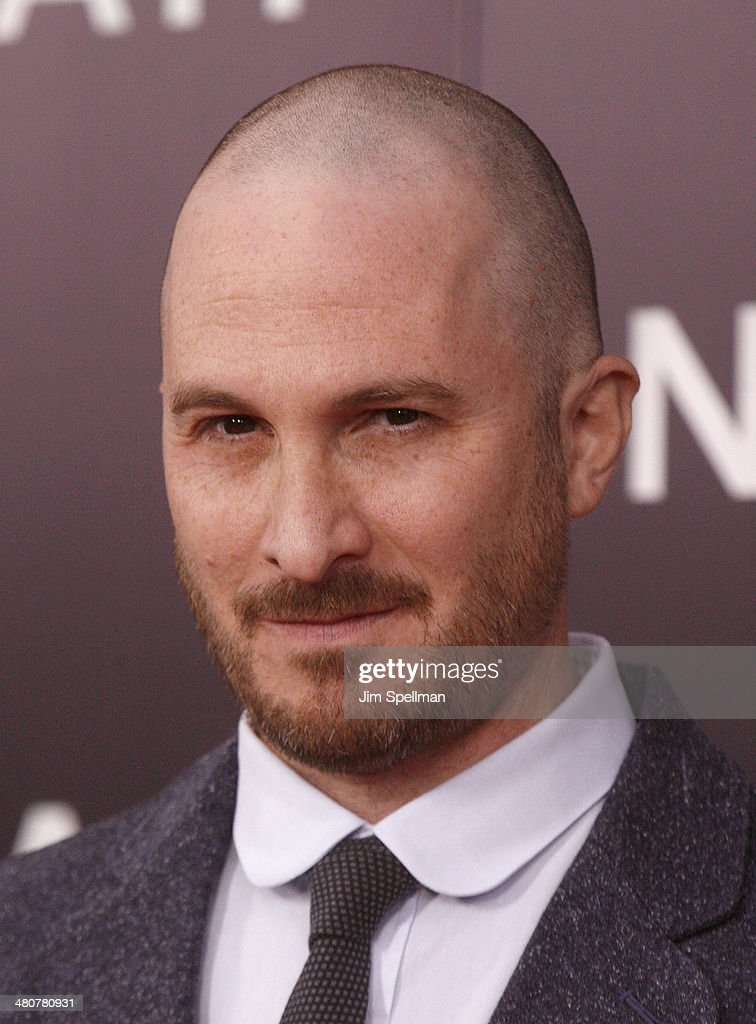 Director <a gi-track='captionPersonalityLinkClicked' href=/galleries/search?phrase=Darren+Aronofsky&family=editorial&specificpeople=841696 ng-click='$event.stopPropagation()'>Darren Aronofsky</a> attends the 'Noah' New York Premiere at Ziegfeld Theatre on March 26, 2014 in New York City.