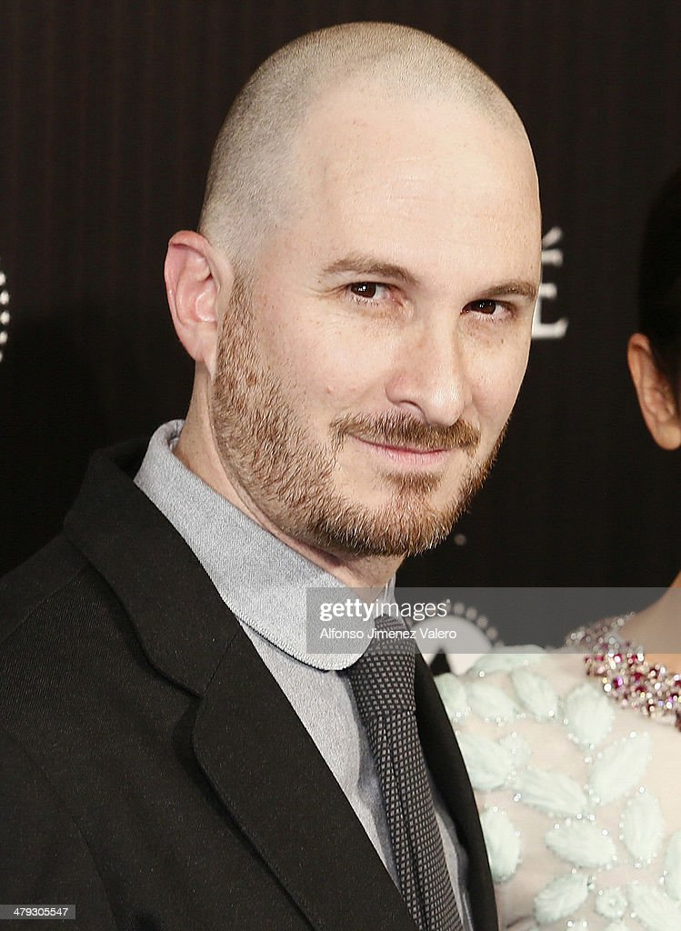 Director <a gi-track='captionPersonalityLinkClicked' href=/galleries/search?phrase=Darren+Aronofsky&family=editorial&specificpeople=841696 ng-click='$event.stopPropagation()'>Darren Aronofsky</a> attends the 'Noe' Madrid Premiere at Palafox Cinema on March 17, 2014 in Madrid, Spain.