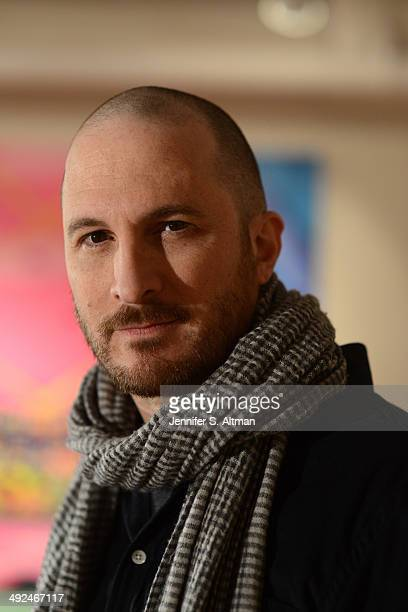 Director Darren Aronofsky is photographed for Los Angeles Times on March 6 2014 in New York City