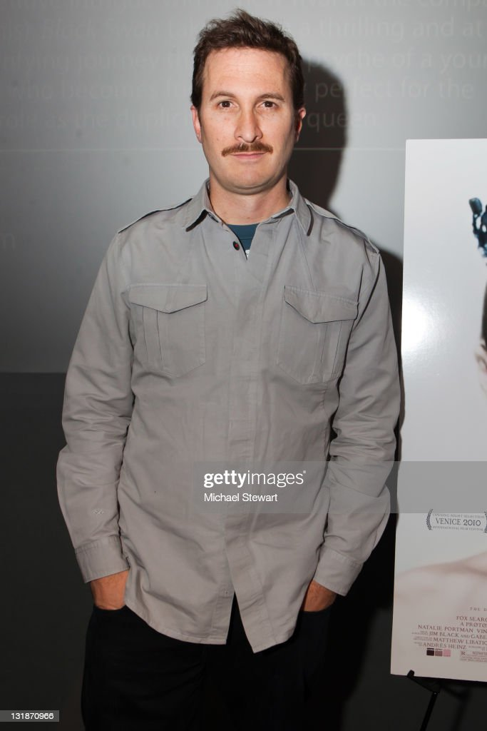 The Apple Store Soho Presents Meet The Filmmaker: Darren Aronofsky