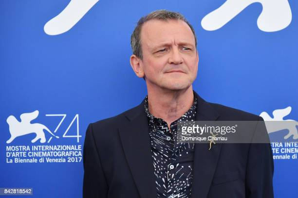 Director David Batty attends the 'My Generation' photocall during the 74th Venice Film Festival on September 5 2017 in Venice Italy