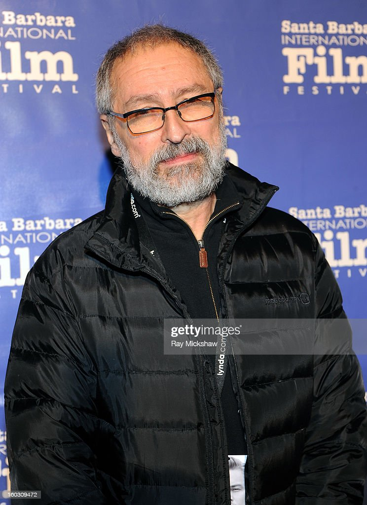 Director David Cherniak attends a screening of 'Retreat' at the 28th Santa Barbara International Film Festival on January 28, 2013 in Santa Barbara, California.