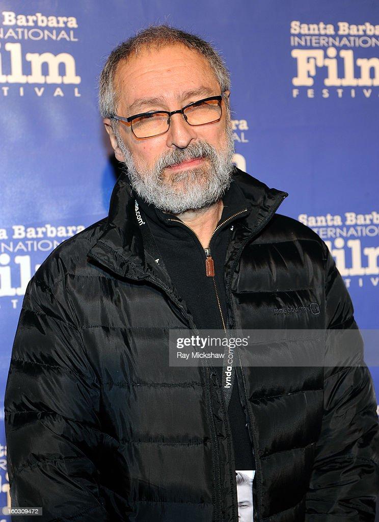 Director David Cherniak attends a screening of 'Retreat' at the 28th Santa Barbara International Film Festival on January 28, 2013 in Santa Barbara, California.