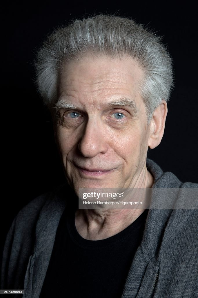 David Cronenberg, Le Figaro, January 15, 2016