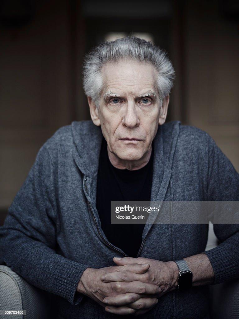 David Cronenberg, Self Assignment, January 2016