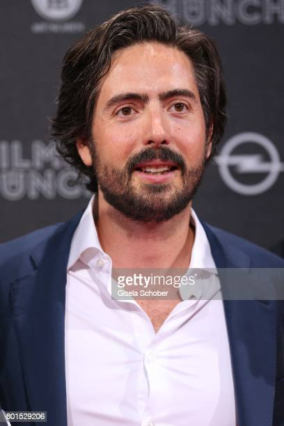 Director David Dietl attends the premiere of the movie 'Ella's Baby' during the film festival Munich at Gloria Palast on June 26 2017 in Munich...