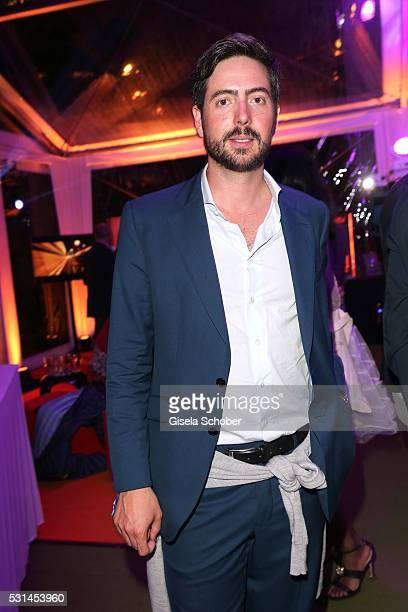 Director David Dietl son of Helmut Dietl during the German Films Reception at the annual 69th Cannes Film Festival at Villa Rothschild on May 14 2016...