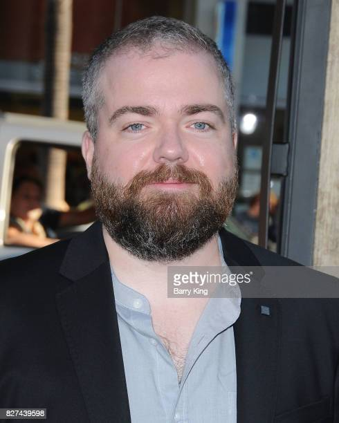 Director David F Sandberg attends the premiere of New Line Cinema's' 'Annabelle Creation' at TCL Chinese Theatre on August 7 2017 in Hollywood...