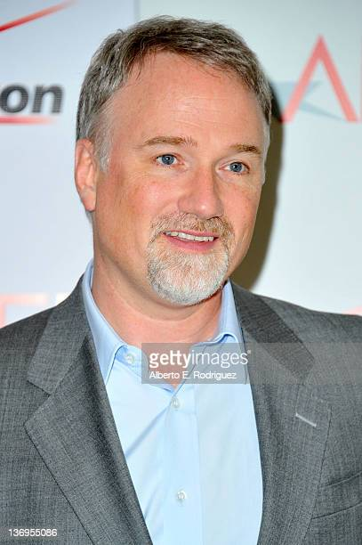 Director David Fincher arrives at the 12th Annual AFI Awards held at the Four Seasons Hotel Los Angeles at Beverly Hills on January 13 2012 in...