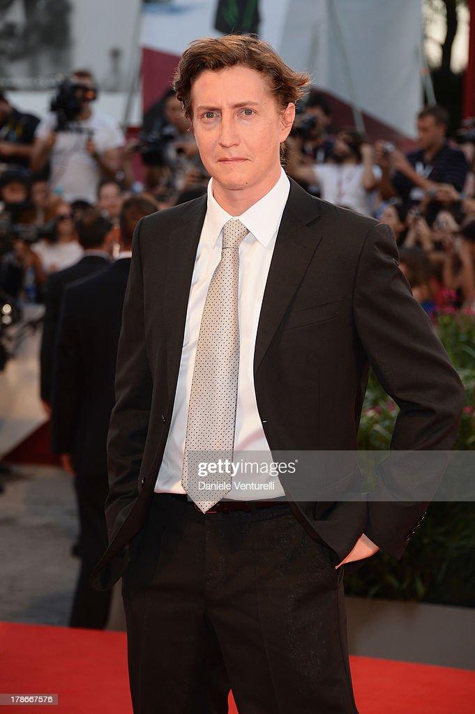Director David Gordon Green attends 'Joe' Premiere during The 70th Venice International Film Festival at Sala Grande on August 30 2013 in Venice Italy