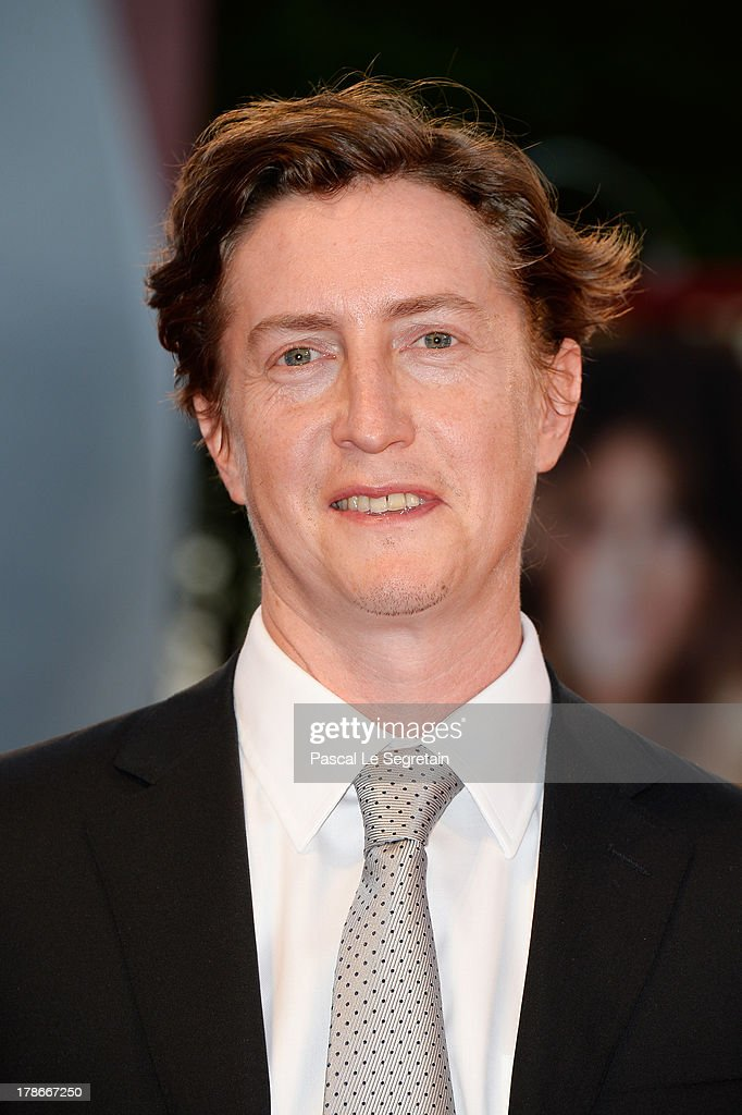 Director <a gi-track='captionPersonalityLinkClicked' href=/galleries/search?phrase=David+Gordon+Green&family=editorial&specificpeople=2901053 ng-click='$event.stopPropagation()'>David Gordon Green</a> attends the 'Joe' Premiere during The 70th Venice International Film Festival at Palazzo Del Cinema on August 30, 2013 in Venice, Italy.