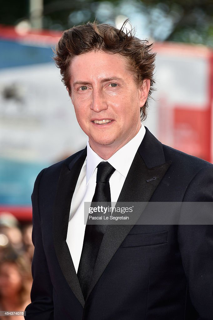 Director David Gordon Green attends the 'Manglehorn' premiere during 71st Venice Film Festival on August 30 2014 in Venice Italy