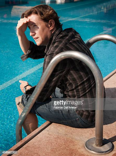 Director David Gordon Green is photographed for Vanity Fair Italy on September 1 2013 in Venice Italy
