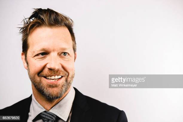Director David Leitch poses for a portrait during the 'Atomic Blonde' premiere 2017 SXSW Conference and Festivals on March 12 2017 in Austin Texas