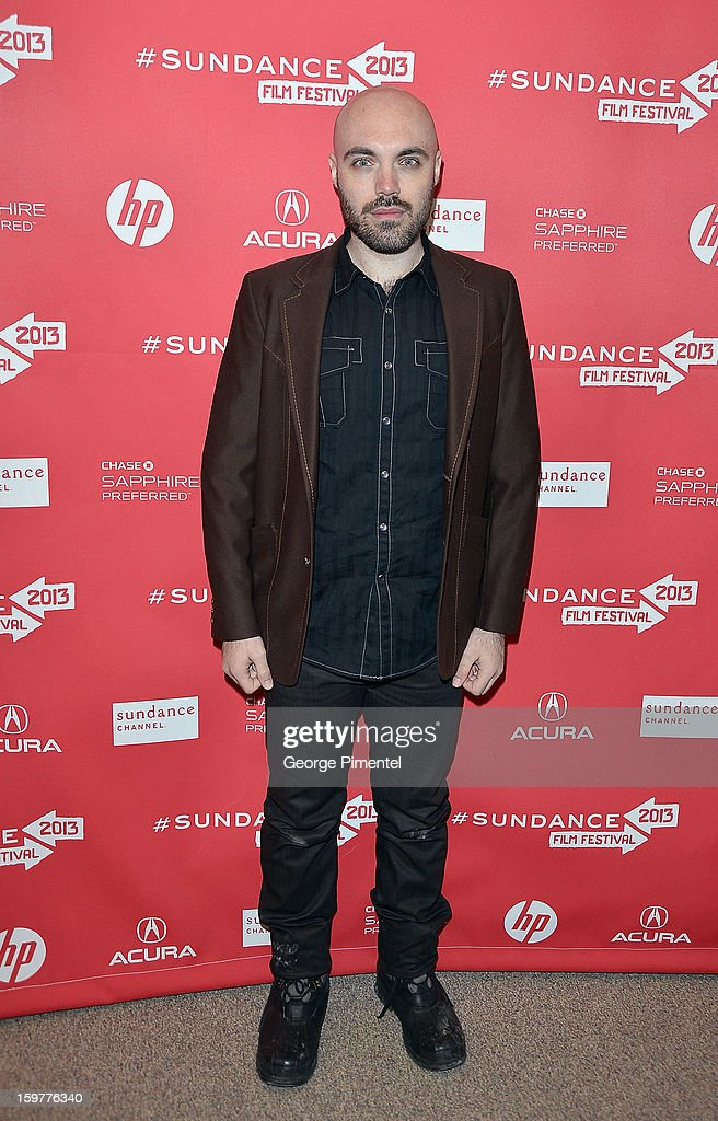 Director David Lowery attends the 'Aint Them Bodies Saints' premiere at Eccles Center Theatre during the 2013 Sundance Film Festival on January 20, 2013 in Park City, Utah.