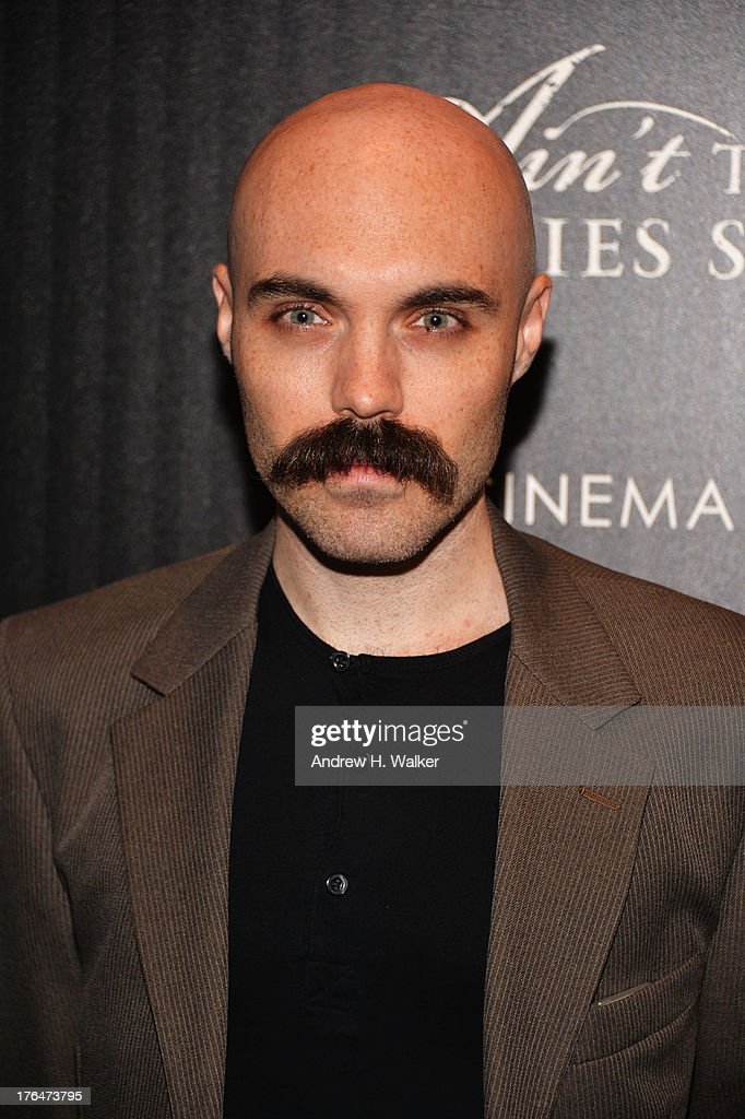 Director David Lowery attends the Downtown Calvin Klein with The Cinema Society screening of IFC Films' 'Ain't Them Bodies Saints' at the Museum of...