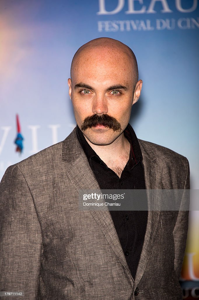 US director David Lowery poses during a photocall to present 'Ain't Them Bodies Saints' on September 6 2013 in Deauville France