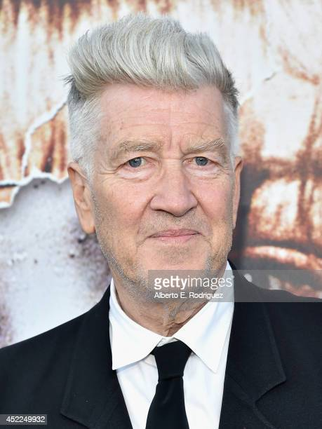 Director David Lynch arrives to The American Film Institute Presents 'Twin PeaksThe Entire Mystery' BluRay/DVD Release Screening at the Vista Theatre...