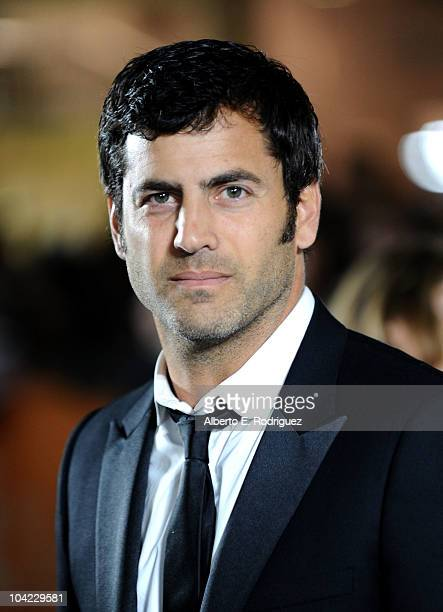Director David M Rosenthal attends 'Janie Jones' Premiere during the 35th Toronto International Film Festivalat Roy Thomson Hall on September 17 2010...