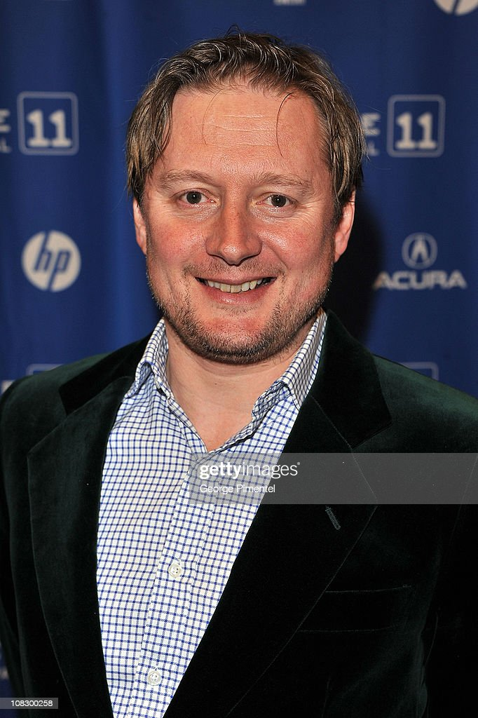 Director David Mackenzie attends the 'Perfect Sense' Premiere at Eccles Center Theatre during the 2011 Sundance Film Festival on January 24 2011 in...