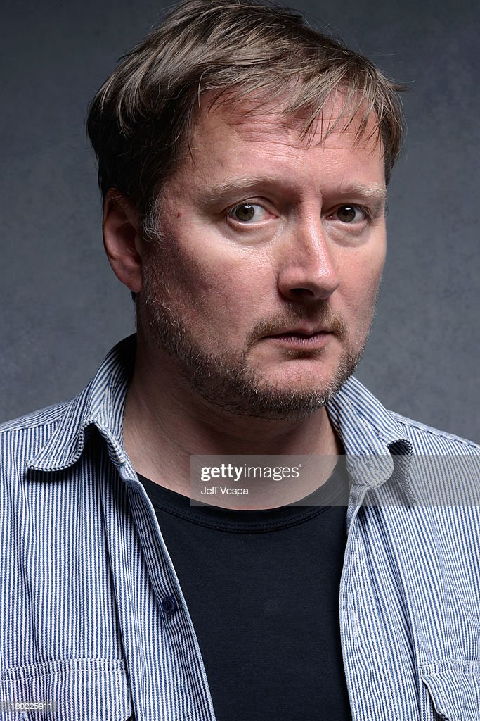 Director David Mackenzie of 'Starred Up' poses at the Guess Portrait Studio during 2013 Toronto International Film Festival on September 10 2013 in...