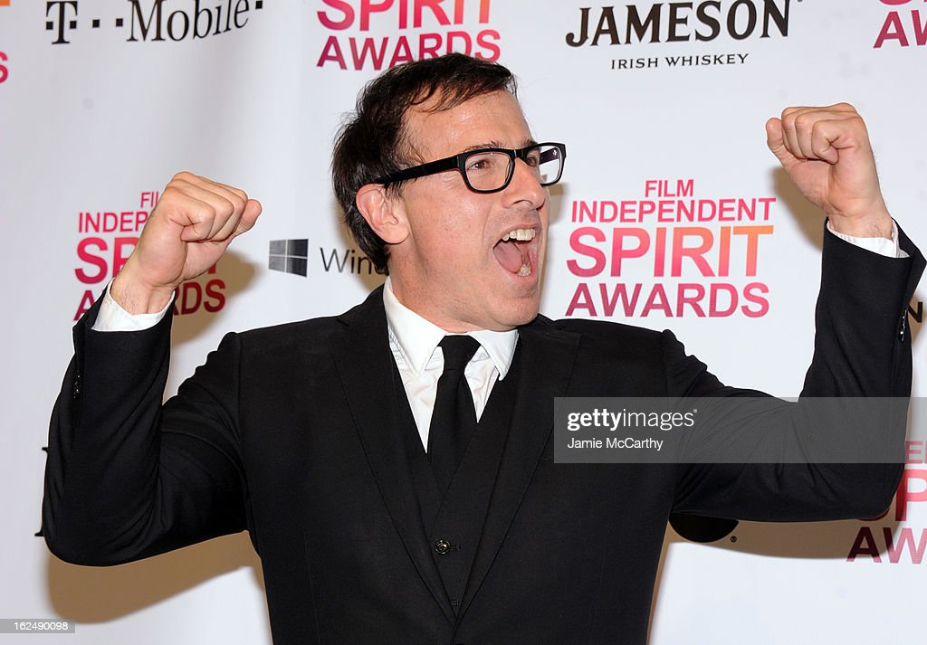 Director David O. Russell attends the 2013 Film Independent Spirit Awards After Party hosted by Microsoft Windows Phone at The Bungalow at The Fairmont Hotel on February 23, 2013 in Santa Monica, California.
