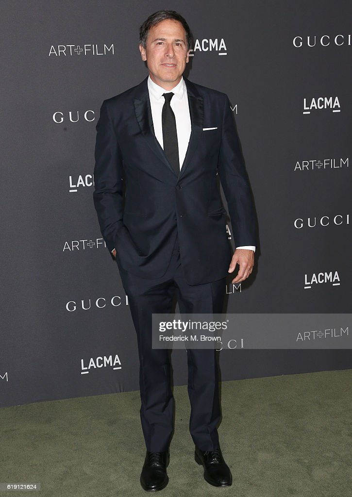 Director David O. Russell attends the 2016 LACMA Art + Film Gala honoring Robert Irwin and Kathryn Bigelow presented by Gucci at LACMA on October 29, 2016 in Los Angeles, California.