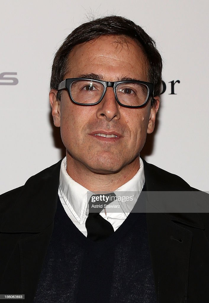 Director <a gi-track='captionPersonalityLinkClicked' href=/galleries/search?phrase=David+O.+Russell&family=editorial&specificpeople=215306 ng-click='$event.stopPropagation()'>David O. Russell</a> attends the 'Silver Linings Playbook' New York Premiere at Florence Gould Hall on November 11, 2012 in New York City.