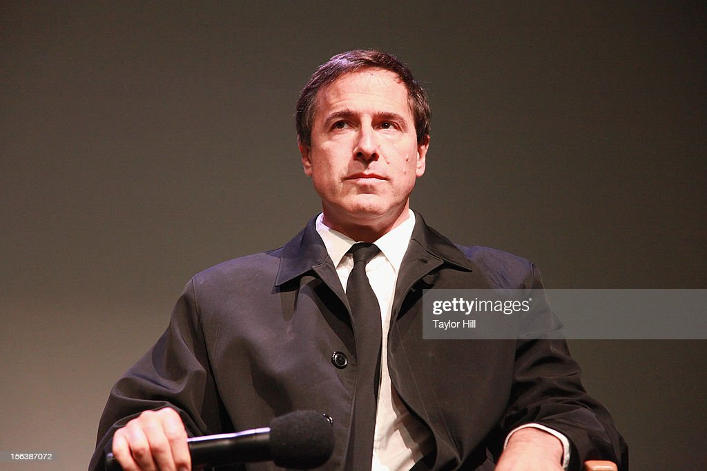 Director David O. Russell speaks at Apple Store Soho on November 13, 2012 in New York City.
