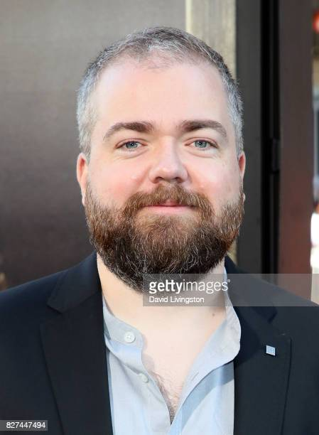 Director David Sandberg attends the premiere of New Line Cinema's 'Annabelle Creation' at TCL Chinese Theatre on August 7 2017 in Hollywood California