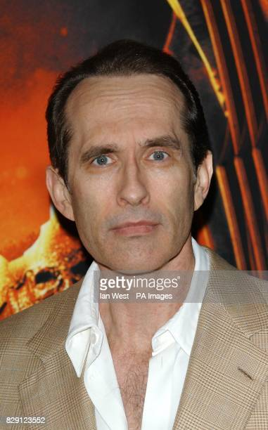 Director David Twohy arrives for the premiere of The Chronicles Of Riddick at the Vue West End in Leicester Square central London